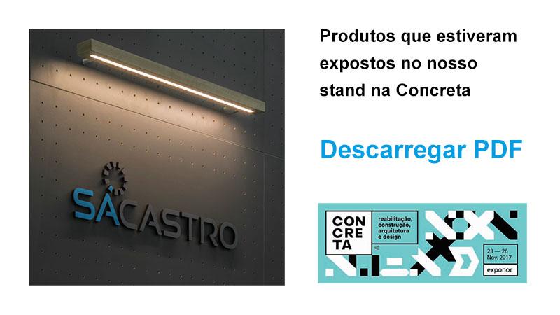 PDF Produtos Expostos na Concreta Exponor 2017